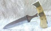 80's Parker folding push dagger 2