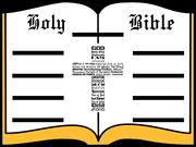 Bible Plaque test