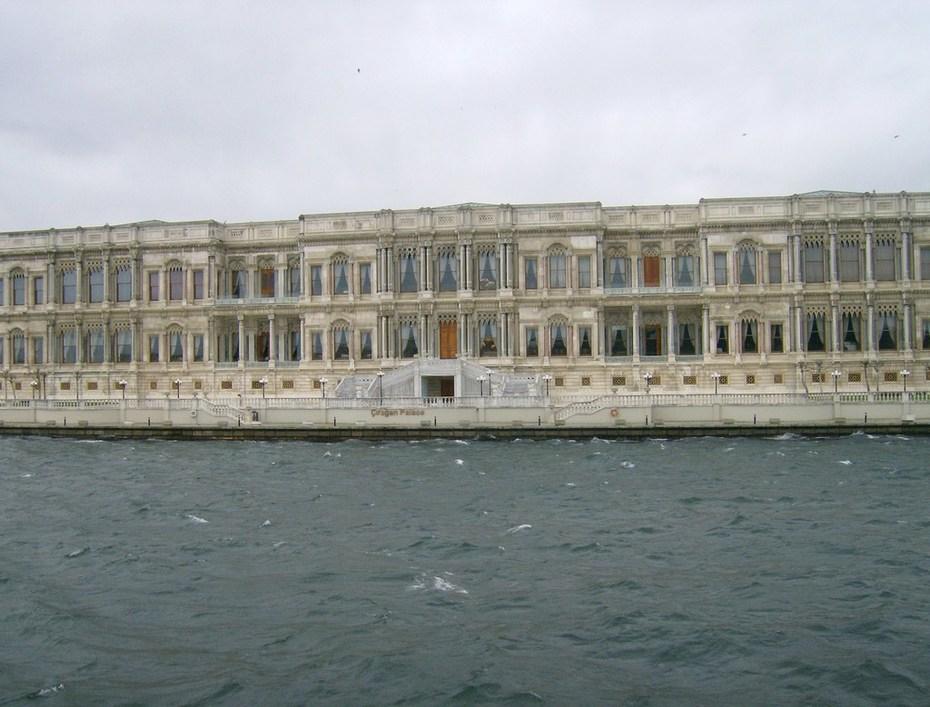 Hotel Ciragan Palace..espectacular!!!!