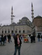 Mezquita nuera de Sultan-Bazar de las Especias, Ist