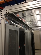 SubZero Engineering see through UL/FM rated data center containment roof