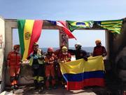 grupo fuerza de tarea Colombia