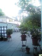 yogaherzraum - terrasse