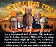 Trump's Dream Team