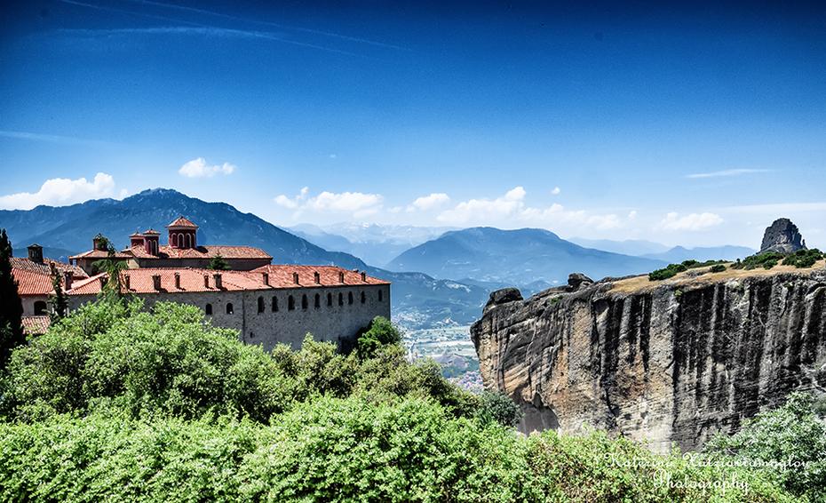 Μονή Αγίου Στεφάνου Μετεώρων