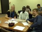 ESL tutoring for Service Saturday