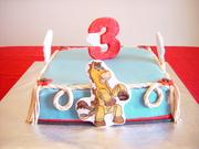 Liam's Cake 2