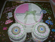 Baby Shower cake contest