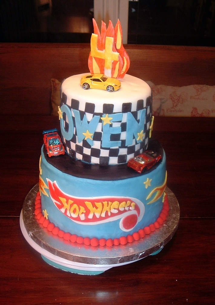 Hot Wheels Birthday
