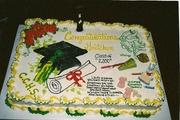 Graduation Cake Contest