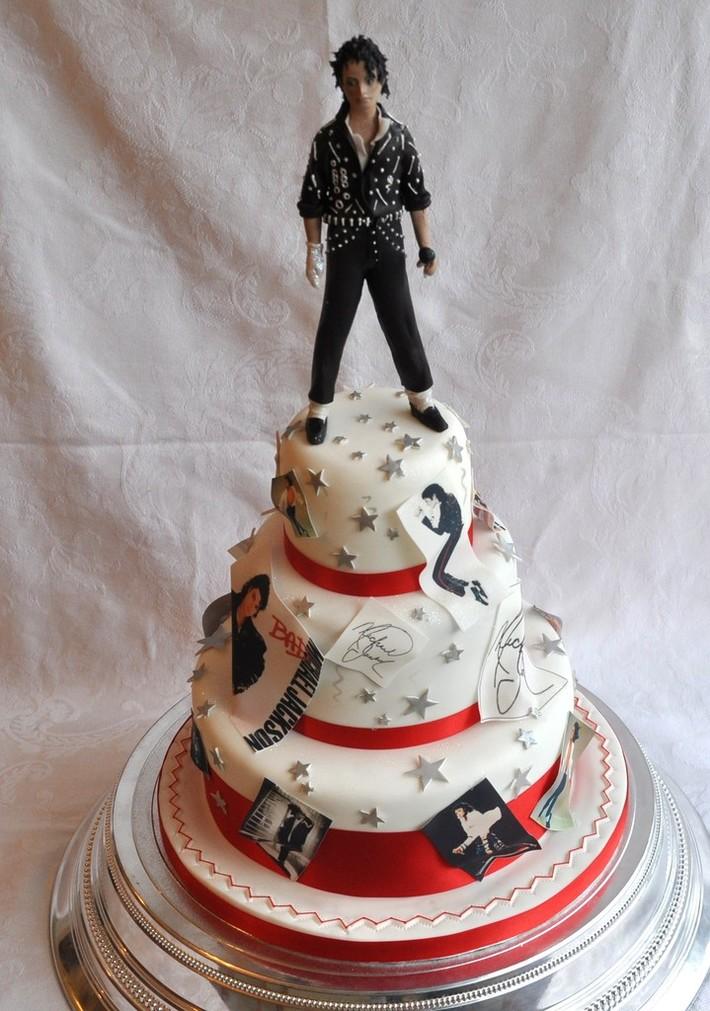 Remarkable Michael Jackson Birthday Cake Cake Decorating Community Cakes Funny Birthday Cards Online Alyptdamsfinfo