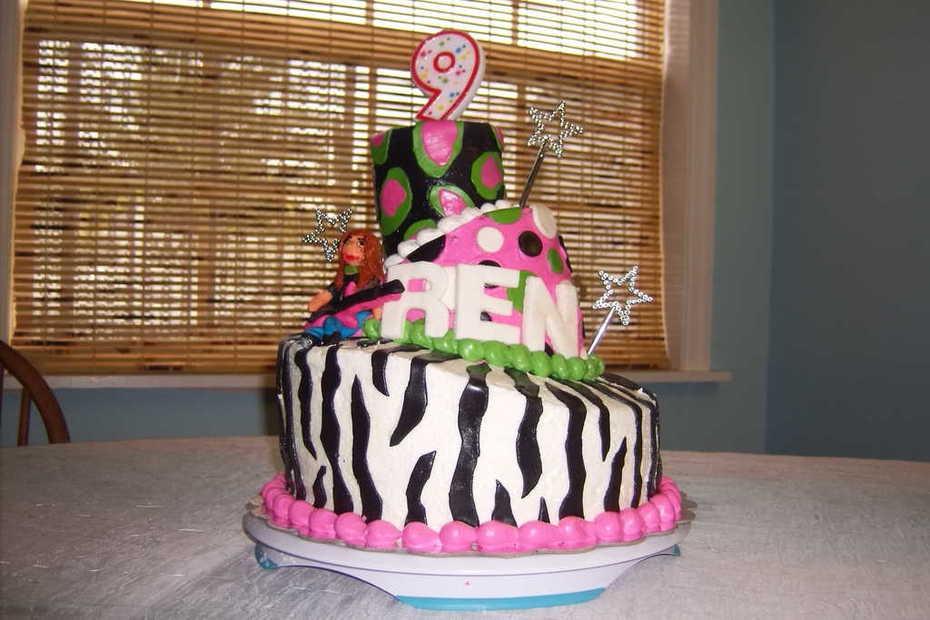 Ren's cake