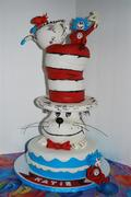 Cat in the Hat Birthday