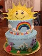 Xander's 1st Birthday