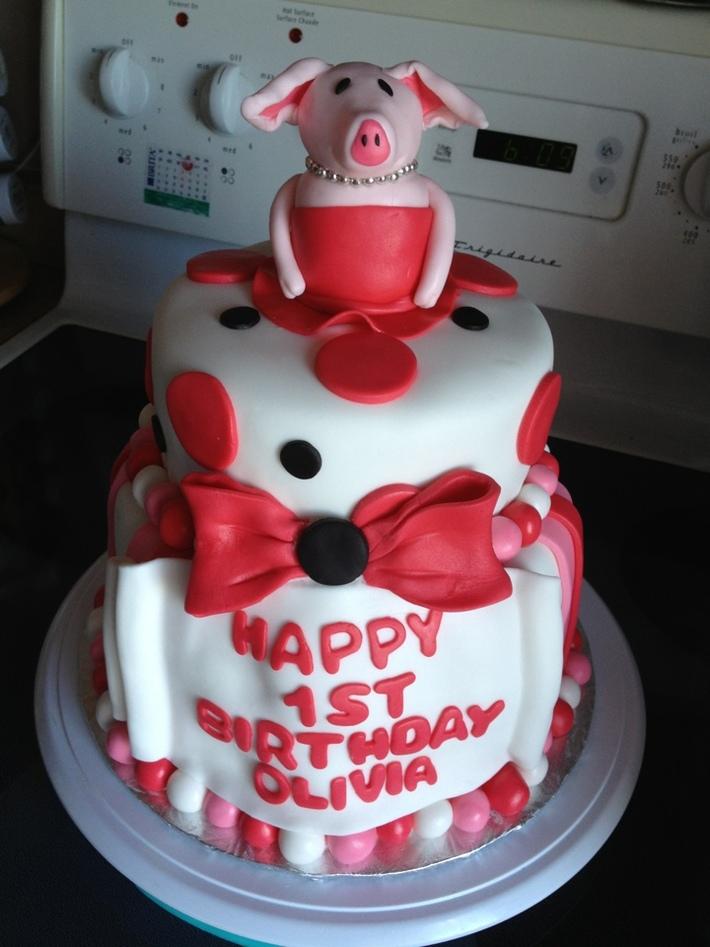 Happy Birthday Olivia - Cake Decorating Community - Cakes ...