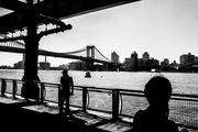Manhattan Bridge, Mike Lee
