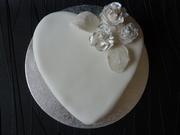 silver wedding anniversary-HEARTS14F