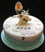 Olaf for Lola