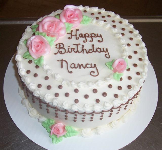 Awe Inspiring Birthday Nancy Cake Decorating Community Cakes We Bake Funny Birthday Cards Online Overcheapnameinfo