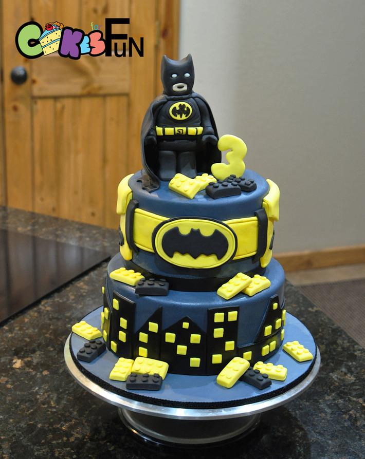 Batman Cake - Cake Decorating Community - Cakes We Bake