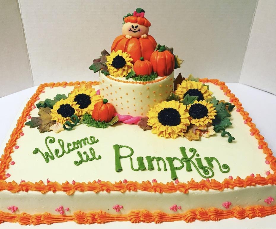 Welcome lil Pumpkin