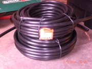 irrigation pipe i bought in a sale that i stumbled upon, 15 cent a piece,they are each 30 foot long ,
