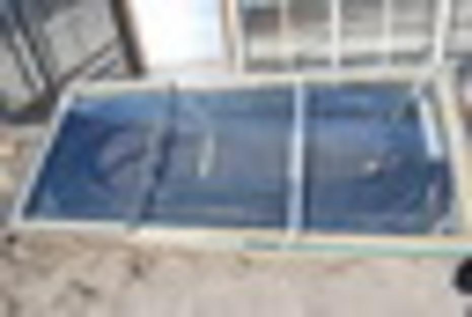 Homemade solar collectorDSC_0328