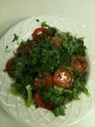 aquaponics salad
