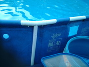 pool shot 18ftx4ft tall