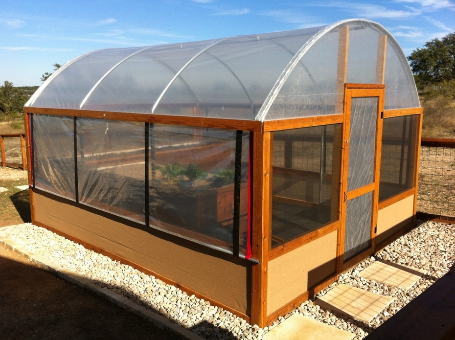 12 x 15 greenhouse