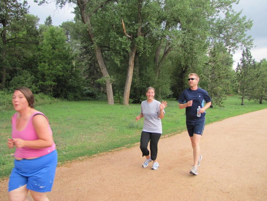 Jack Quinn's run, July 20