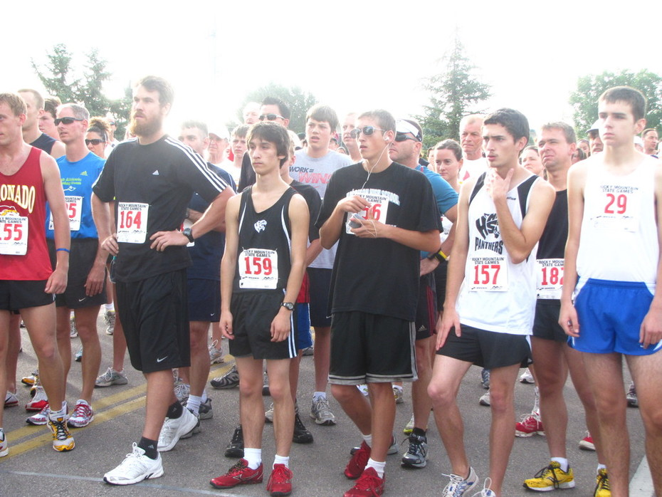 Rocky Mountain State Games 5K