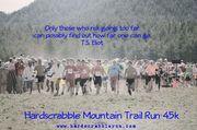 Hardscrabble Mountain Trail Run 45k