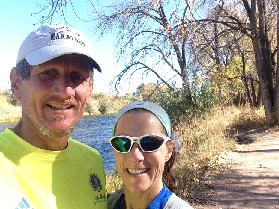 Canon City run on river