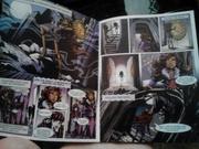 woder wolf comic page 1&2