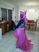 Monster HIgh Halloween Cosplay 2013