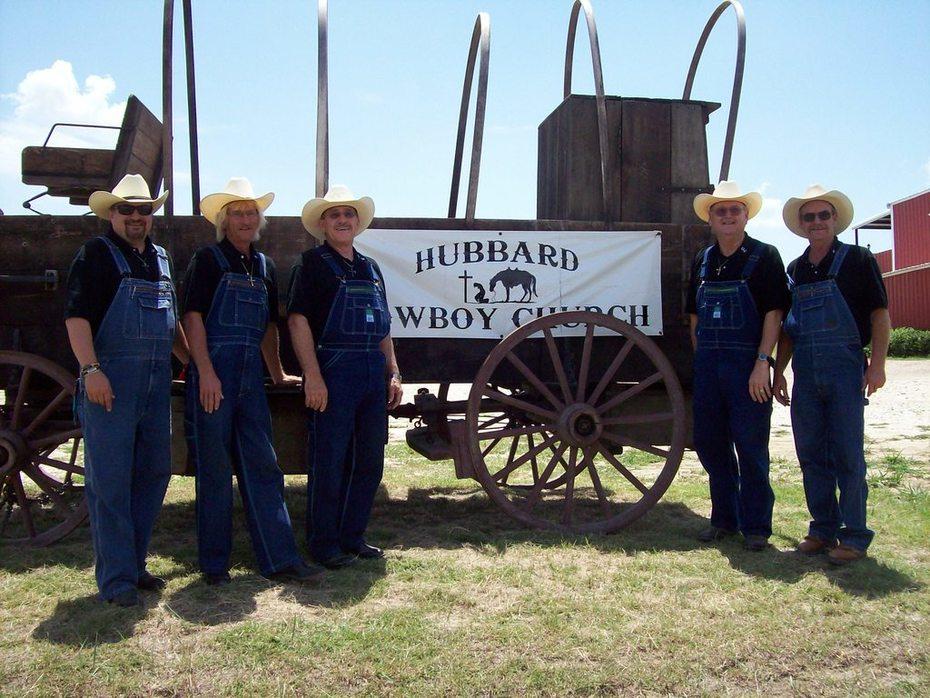 Hubbard Cowboy Church 2010