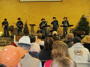 Baggy Bottom Boys @ Heart of Texas Cowboy Church