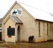 Old Church Outback Australia