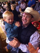 Me and my grandson!!