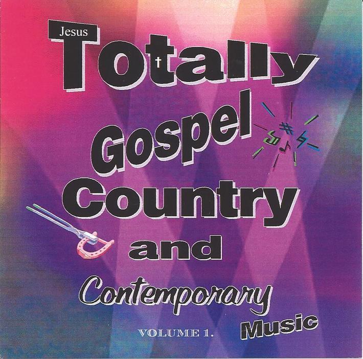 CD Totally Gospel Volume 1 Riny Horst & Guests