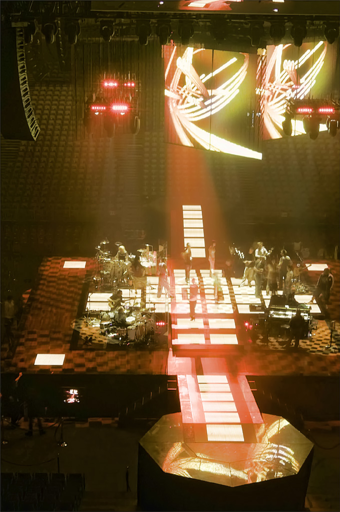 Celine Dion World Tour 2