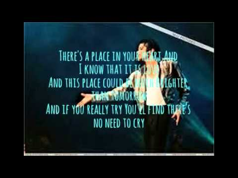 Michael Jackson - Heal The World ft Samaroo Jets