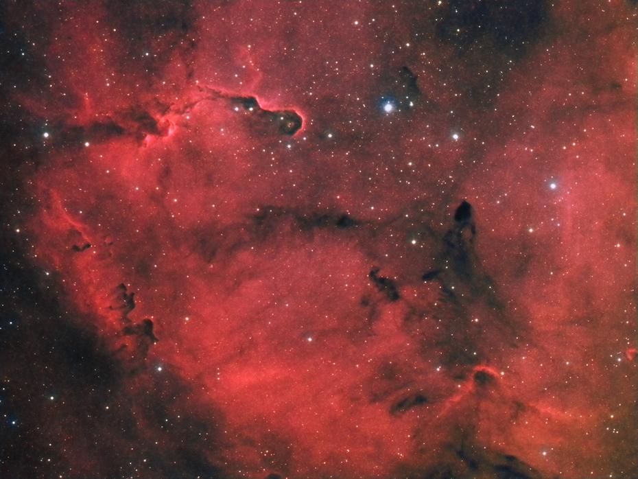IC1396 Ha(lrgb) 2
