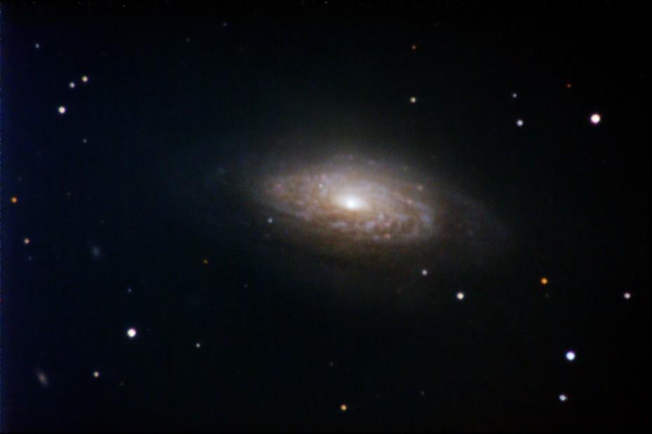Herschel H13-1 galaxy