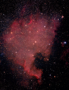 NGC7000 North AmericanNebula