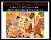 Samrat Chandragupta Maurya