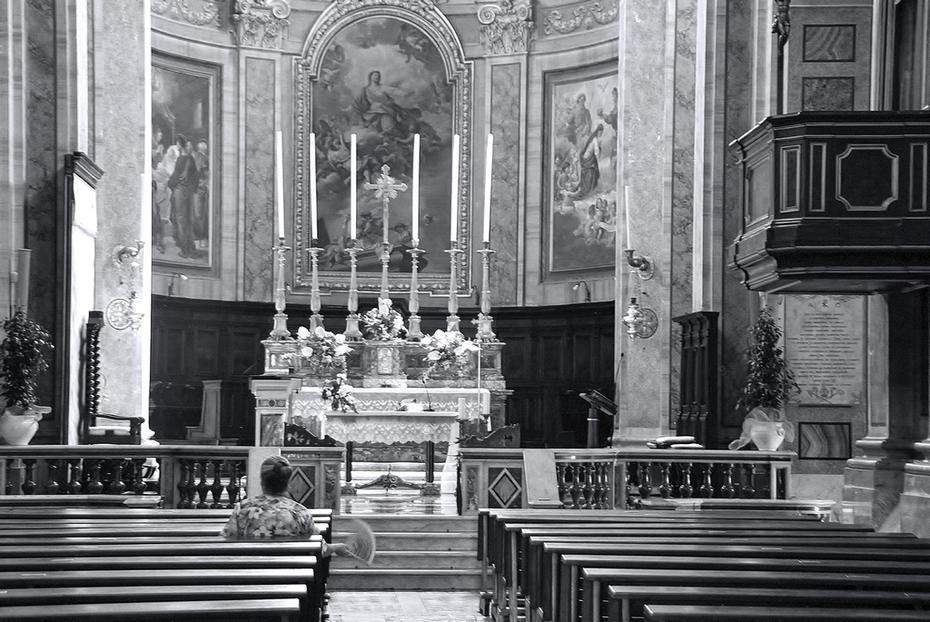 nella sua Chiesa