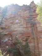 Canyon Walls in Sedona