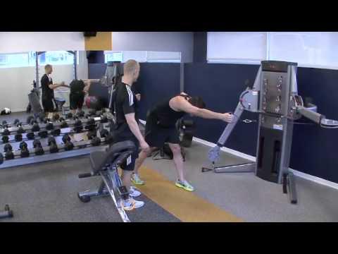 Testimonial on trainer Andrew Duffy - Jeff